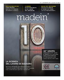 MADEIN 10° USCITA